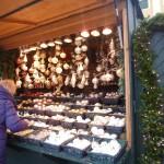 クリスマスマーケット店
