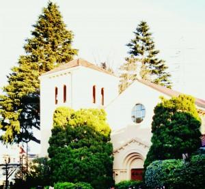 セントマーガレット礼拝堂