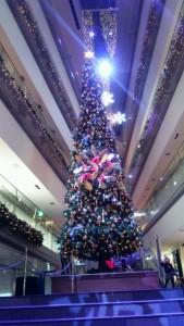 表参道クリスマスツリー