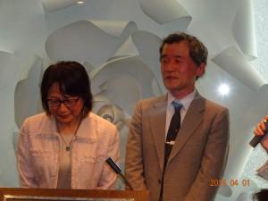 第16回上田先生ご夫妻 1