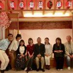 9期生 日本酒の会 下町めぐり(お豆腐と落語)