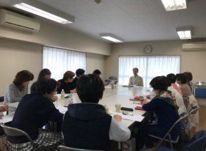 ウィメンズクラブ4月定例研究会  難民支援~ドイツの経験から何を学ぶか~