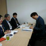 21世紀AS研究会 三菱総研の森卓也様を訪ねて