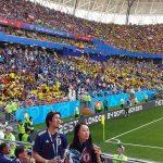 【特報!kissの会 ゲスト投稿no.24】行ってきました!「ロシアワールドカップ(W杯)日本戦」