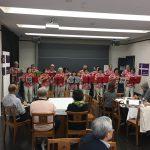 10月14日、立教ホームカミングデーにRSSC同窓会が参加しました。