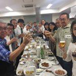 【SB研】今年も開催! 12期生7名を迎え恒例の「暑さ乗り切れジャガイモ懇親会」(7月5日)