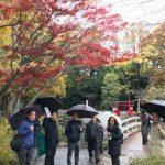二期の会「勝海舟記念館見学と洗足池周辺の歴史散策(11/28)」の報告